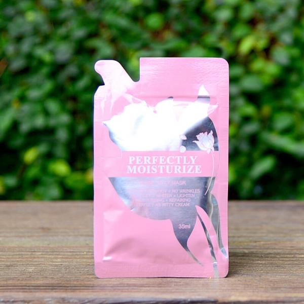 Eileen Grace Moisturize Rose Jelly Mask 35ml 玫瑰精油、純露、花瓣、吉拉索蘆薈,有效舒緩敏感肌膚 曬後修護 保濕透亮