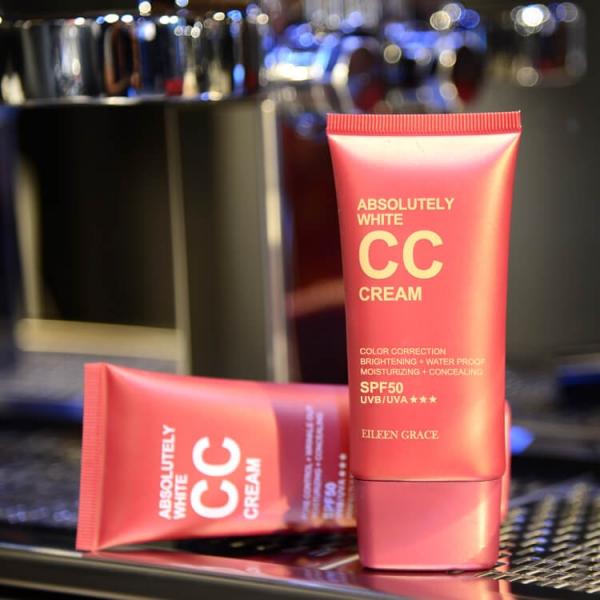 [Free Gift] CC Cream Kit/ 2pcs,  plus (Travel Kit)Soap-Free Moisture Cleanser 10ml 彩妝,遮瑕,底妝,CC霜