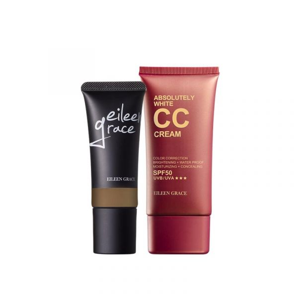CC Cream & Contour Liquid/ 2pcs