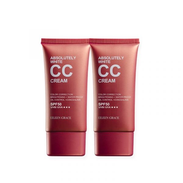 [Free Gift] CC Cream Kit/ 2pcs,   彩妝,遮瑕,底妝,CC霜
