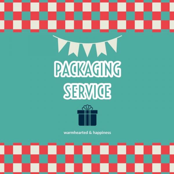 包裝禮盒服務