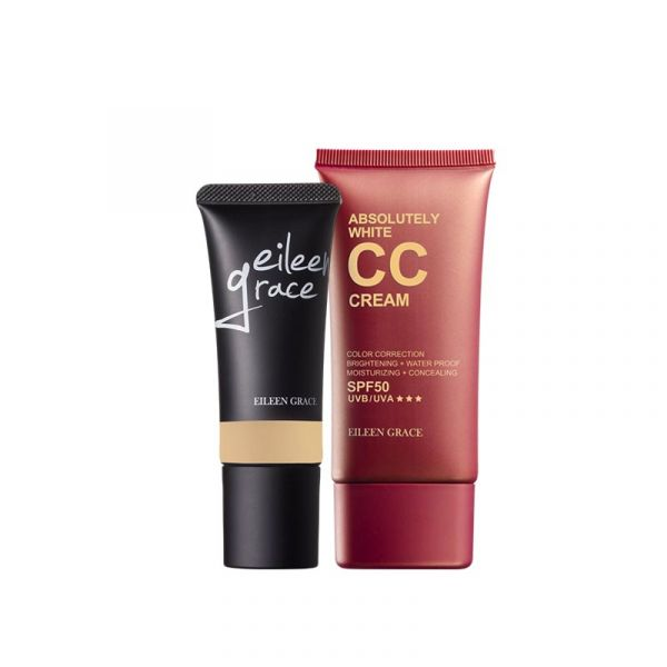 CC Cream & Highlighter/ 2pcs,