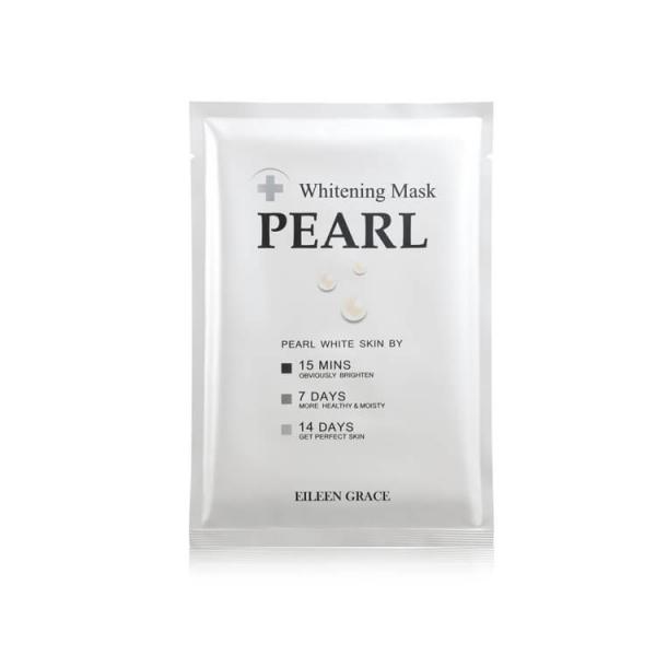 Eileen Grace Pearl Whitening Mask 1pcs