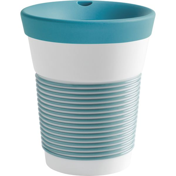 德國 Kahla cupit 杯+蓋 隨行杯350ml 德國 KAHLA 摩登系列 隨行杯 cupit To Go
