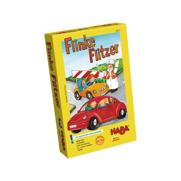 HABA 4411 Flinke Flitzer 停車擠擠擠  【優惠價不提供刷卡】 HABA 4411 Flinke Flitzer 停車擠擠擠