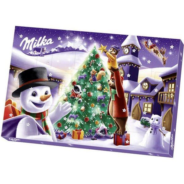 現貨 Milka 降臨曆 巧克力 保存期限2020.03.27 【優惠價不提供刷卡】 Milka 降臨曆 巧克力 抽抽樂
