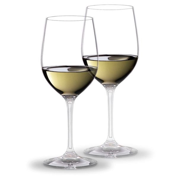 Riedel Vinum Chablis Chardonnay 夏多內白酒杯 水晶杯 兩件組 【優惠價不提供刷卡】 Riedel Vinum Chablis Chardonnay 夏多內白酒杯