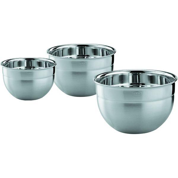 Rosle 不銹鋼調理盆三件組 Rosle 不銹鋼調理盆 料理盆 三件組