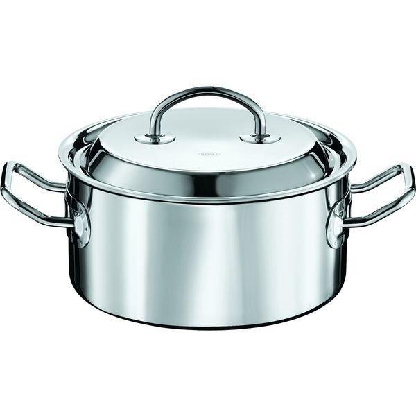 Rosle Multiply 不銹鋼湯鍋 24公分 4.7L 【優惠價不提供刷卡】 rosle 湯鍋