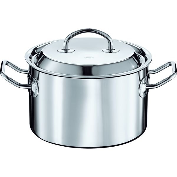 《公休優惠》 Rosle Multiply 不銹鋼湯鍋 20公分 4L 【優惠價不提供刷卡】 rosle 湯鍋