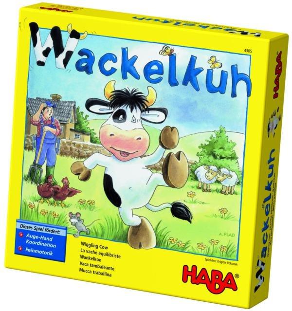 德國 HABA 4305 草堆上的牛 【優惠價不提供刷卡】