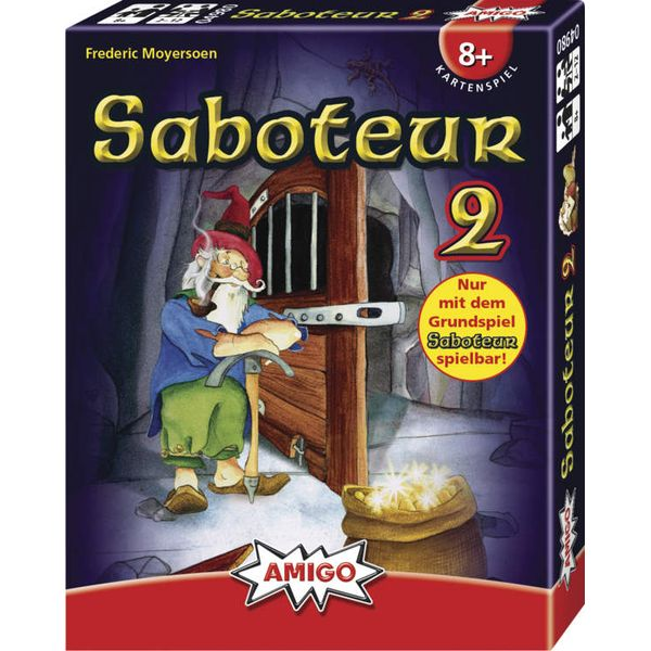 Amigo Saboteur 矮人礦坑 2 Amigo Saboteur 矮人礦坑