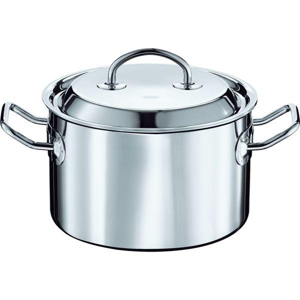 《出清》 Rosle Multiply 不銹鋼湯鍋 24公分 6.8L rosle 湯鍋