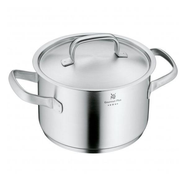 WMF Gourmet Plus 雙耳湯鍋 20公分 3.9L WMF Gourmet Plus 雙耳湯鍋 20公分 3.9L
