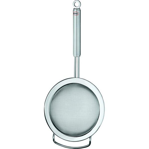 德國版 Rosle 不銹鋼撈杓16公分 濾網 Rosle 矽膠鍋鏟 不沾鍋鍋鏟