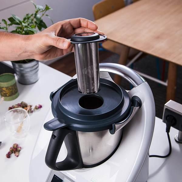 德國版 Thermomix  小美 煮茶器 濾茶器 濾茶網
