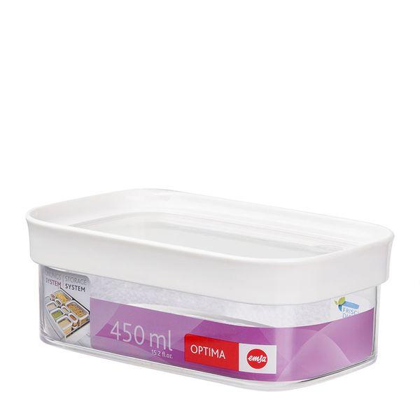 Emsa Optima 儲存盒 0.45L Emsa Optima 儲存盒 保鮮盒