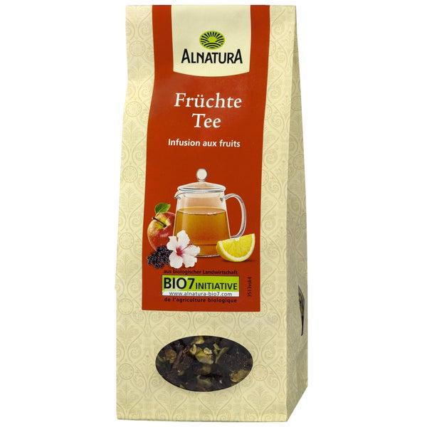 《新品體驗價》德國 Alnatura 有機水果茶 保存期限2021.3月 Alnatura 有機洋甘菊茶