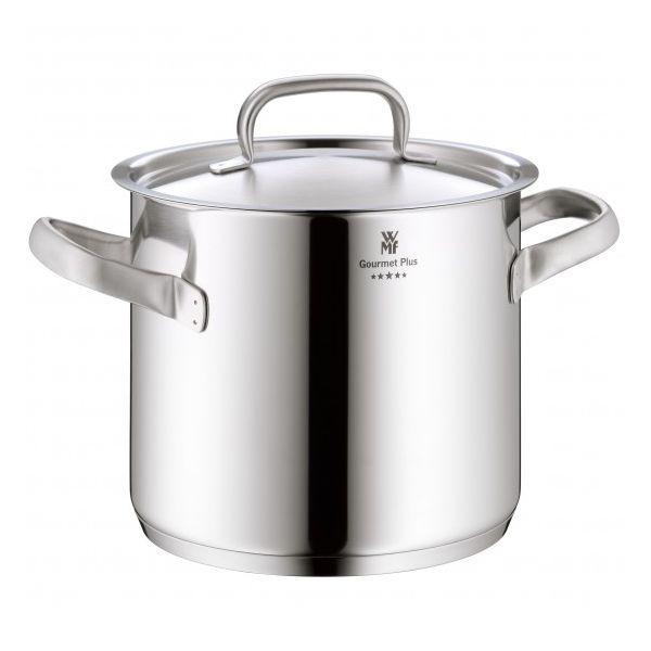 德國版 WMF Gourmet Plus 雙耳湯鍋 24公分 8.8L WMF Gourmet Plus 雙耳湯鍋 24公分