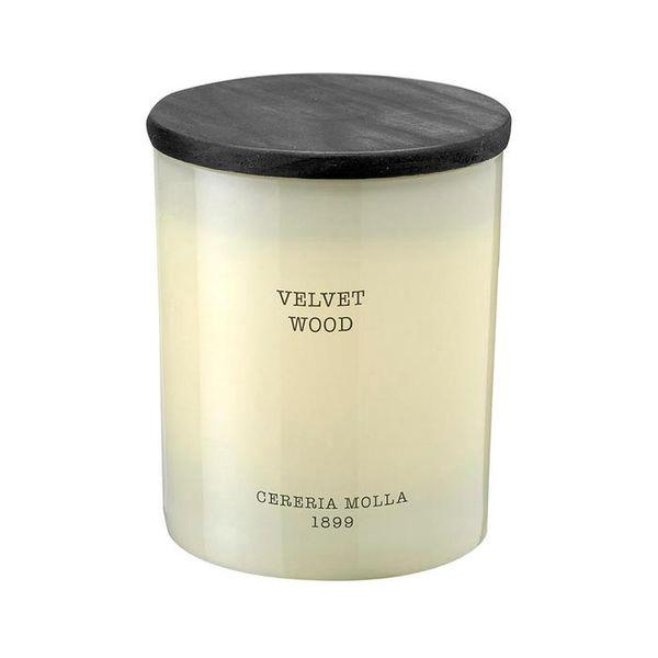 CERERIA MOLLA 絲絨木香 手工香氛蠟燭