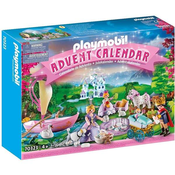 預購 德國版 Playmobil 70323 降臨曆 德國 Playmobil