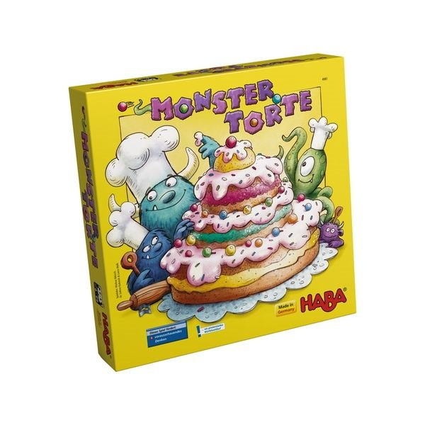 HABA 4981 Monstertorte 怪獸烘培 【優惠價不提供刷卡】  HABA 4981 Monstertorte 怪獸烘培
