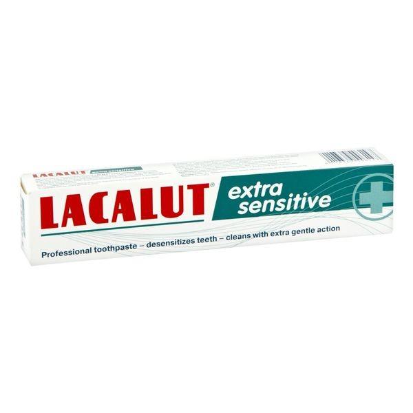 Lacalut 敏感型牙膏 75ml  Lacalut 敏感型牙膏 75ml