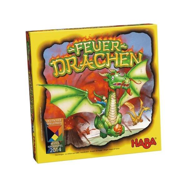 德國 HABA 7124 Feuer drachen 火龍 HABA 7124 Feuer drachen 火龍