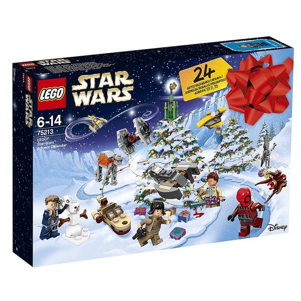 現貨 LEGO 75213 Star Wars 星際大戰 降臨曆 現貨【優惠價不提供刷卡】 LEGO 75213 Star Wars 降臨曆
