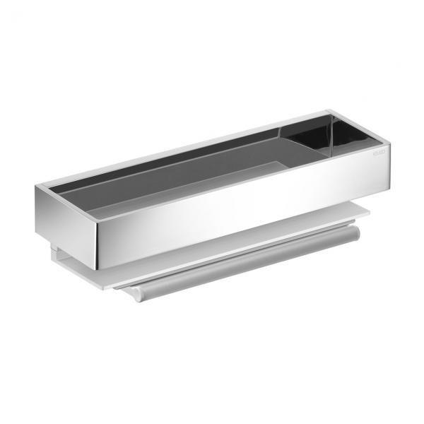 德國版 Keuco Edition 11 長形置物架30公分+刮刀 德國 Keuco Edition 11 浴室置物架 30公分