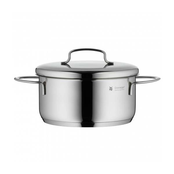 WMF mini 雙耳不銹鋼鍋含蓋16公分 1.5L