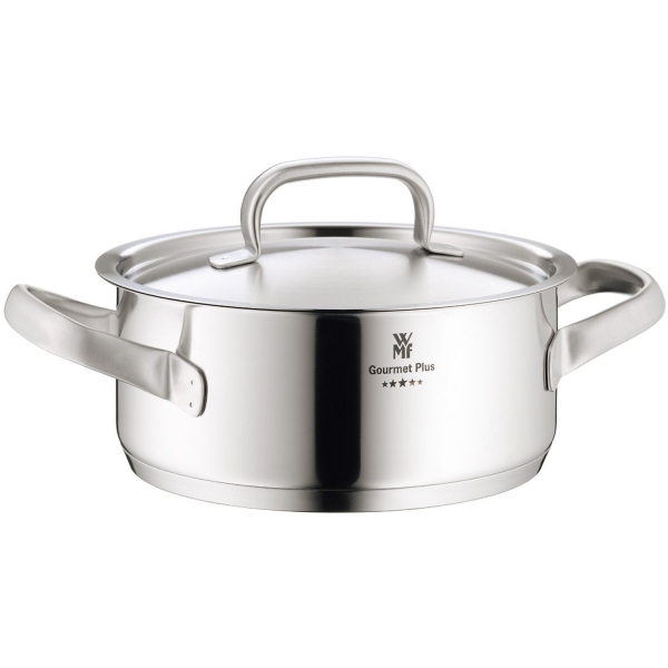 預購 德國版 WMF Gourmet Plus 雙耳湯鍋 20公分 2.5L WMF Gourmet Plus 雙耳湯鍋 20公分