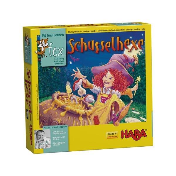 德國 HABA 4280 Schusselhexe 女巫 HABA 4280 Schusselhexe 巫婆 女巫