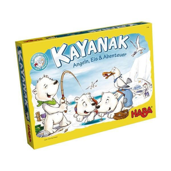 HABA 7146 Kayanak 釣魚 【優惠價不提供刷卡】  HABA 7146 Kayanak 釣魚