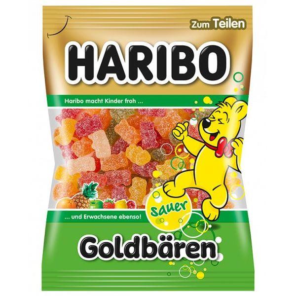 Haribo 酸版熊軟糖200g 保存期限2020.9月 Haribo 迷你熊軟糖