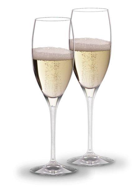 Riedel Vinum Cuvee Prestige 香檳杯 水晶杯 兩件組 【優惠價不提供刷卡】 Riedel Vinum Cuvee Prestige 香檳杯