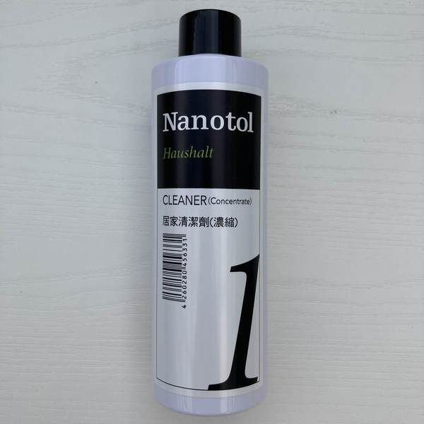 Nanotol 居家多功能奈米清潔劑250ml