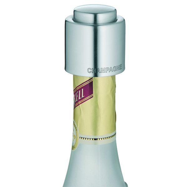 WMF Clever & More 按壓式不銹鋼香檳酒瓶塞 【優惠價不提供刷卡】 WMF Clever & More 酒瓶塞