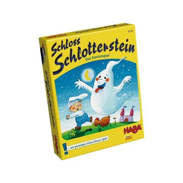 德國 HABA 4716 Schloss Schlotterstein 幽靈城堡 HABA Kleiner Fuchs 小狐狸