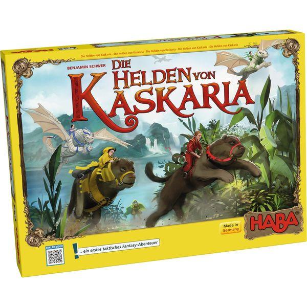 德國 HABA 301869 Die Helden von Kaskaria 勇士 德國 HABA 301869 Die Helden von Kaskaria 卡斯卡利亞的勇士