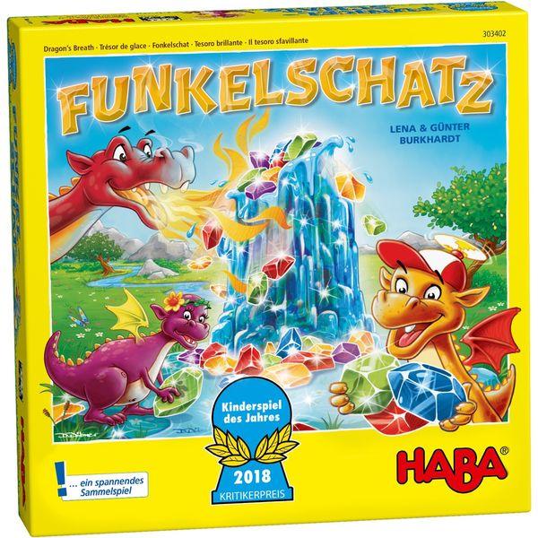德國 HABA 303586 Funkelschatz 恐龍 德國 HABA 303402 Funkelschatz 恐龍