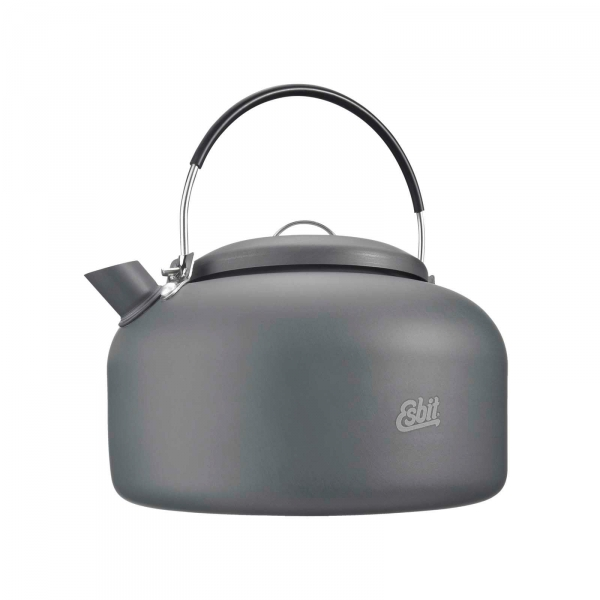 Esbit WK1400HA 陽極硬鋁水壺 1400ml 【優惠價不提供刷卡】 Esbit WK1400HA 陽極硬鋁水壺