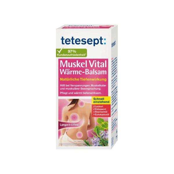 tetesept Muskel Vital 按摩乳
