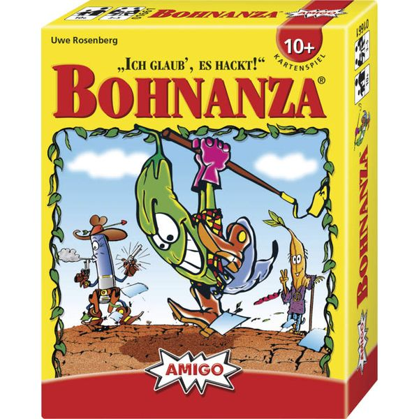 Amigo Bohnanza 種豆 Amigo Bohnanza 種豆