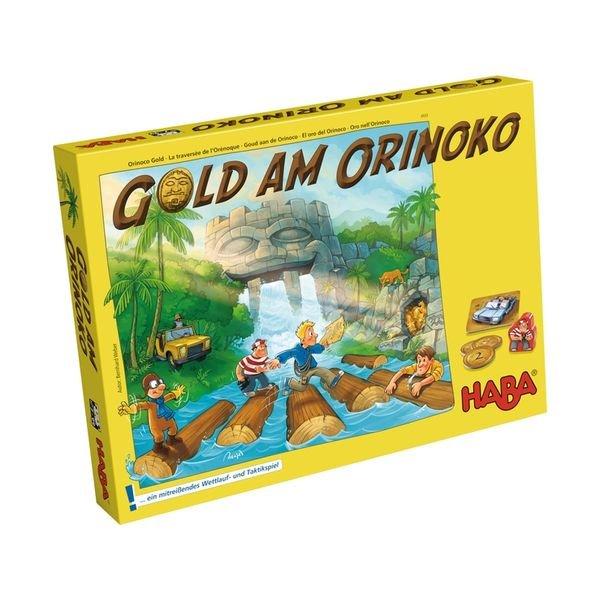HABA 4933 Gold am Orinoko 淘金 淘寶  【優惠價不提供刷卡】 HABA 4933 Gold am Orinoko 淘寶記