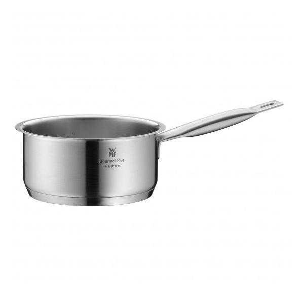 德國版 WMF Gourmet Plus 單把湯鍋 16公分 1.4L 醬料鍋 牛奶鍋 WMF Gourmet Plus系列 16公分 湯鍋 1.4L 醬料鍋 牛奶鍋