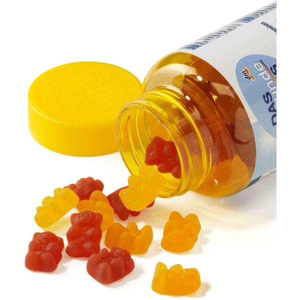 德國 DM 小熊軟糖 保存期限2022.2月 德國 DM 小熊軟糖
