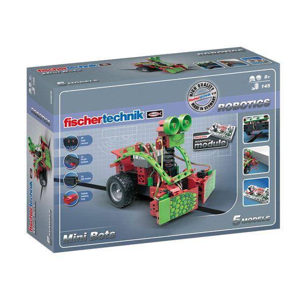 慧魚積木 533876 Fischertechnik ROBOTICS Mini Bots 慧魚積木 Fischertechnik ROBOTICS Mini Bots