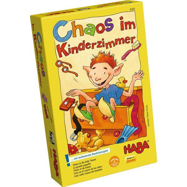 德國 HABA 4350 Chaos im Kinderzimmer 搗蛋精靈 德國 HABA 4350 Chaos im Kinderzimmer 搗蛋精靈