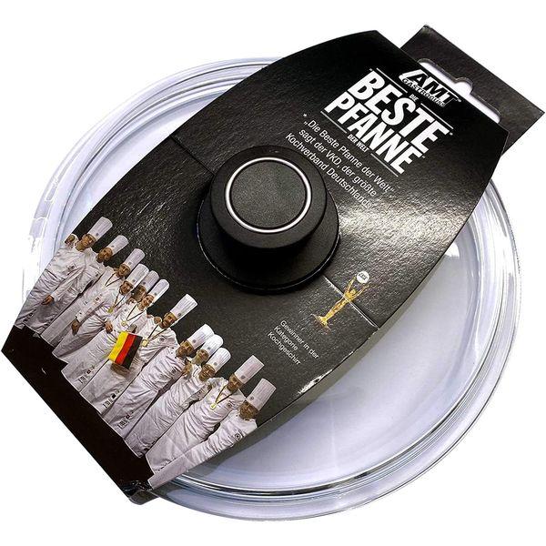 預購 德國版 AMT 玻璃蓋24公分 AMT